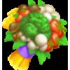 10 Veggie Bouquet