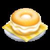 10 Cream donuts