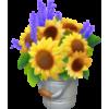 10 bright bouquet