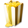 10 buttered popcorn