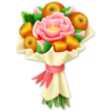 10 candy bouquet
