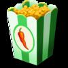 10 chili popcorn