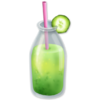 10 Cucumber smoothie