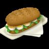 10 egg sandwich