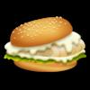 10 fish burger