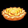 10 peach tart