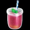 10 Plum smoothie