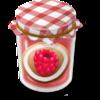 10 raspberry jam
