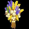 10 rustic bouquet