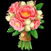 10 soft bouquet