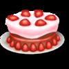 10 strawberry cake