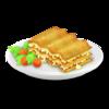 10 Veggie lasagna